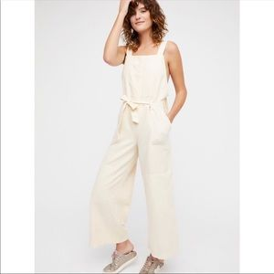 Free People BeachComber Utility Overall SMALL